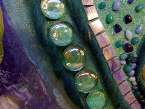 Mosaikbilder Selber Machen : eine anleitung f r mixed media mosaikbilder meriseimorion ~ Whattoseeinmadrid.com Haus und Dekorationen