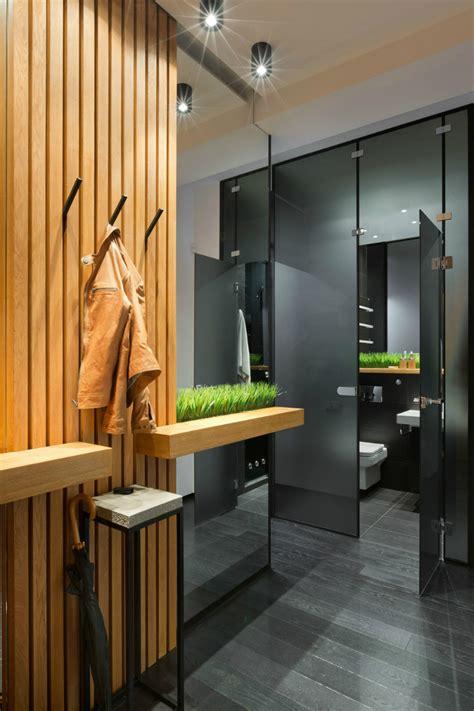 contemporary  square meter  square feet apartment