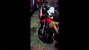 Honda Xrm 125 Trinity Motard Set Up