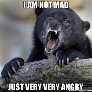 Very Angry Meme