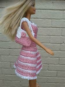 Crochet Barbie Doll Clothes Patterns