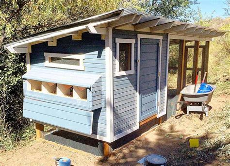 Backyard Chicken Coop Diy Inspiration With Over 50 Photos