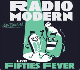 effenaar agenda radio modern retro fifties