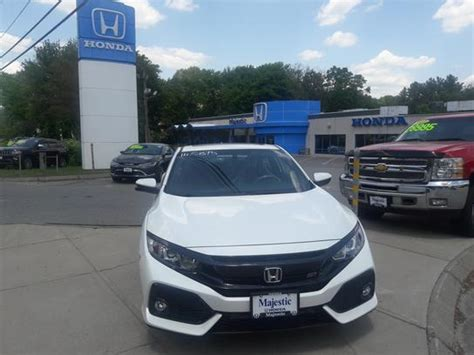 majestic honda lincoln ri  car dealership