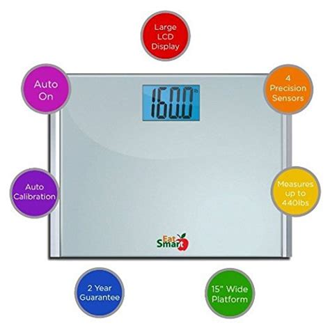 Eatsmart Precision Plus Digital Bathroom Scale Ebay by Eatsmart Precision Plus Digital Bathroom Scale Ultra Wide