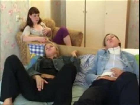 Three Teen Friends Getting Aroused Watching A Movie Masturbate Have Sex Pornhub Com