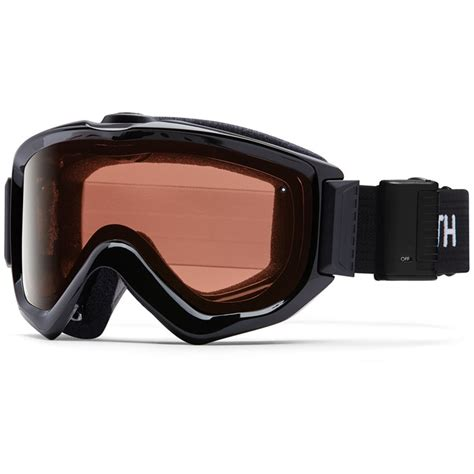 smith turbo fan goggles smith knowledge turbo fan otg goggles evo