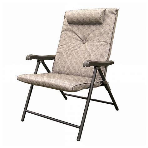 prime plus folding chair brown 425485 chairs at