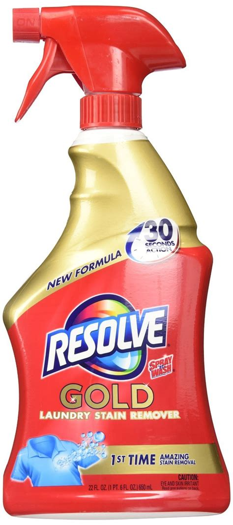 Stain Remover Products by Resolve Laundry Stain Remover Reviews In Household