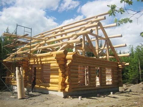 bruno plourde construction et r 233 novation de maisons de bois rond