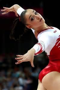 Aliya Mustafina Gymnastics