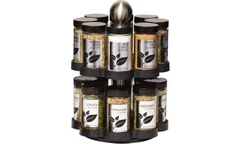 Spice Rack Refills by Kamenstein 16 Jar Spice Rack With Spice