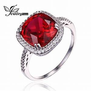 aliexpresscom buy jewelrypalace christmas gift 6ct With blood wedding ring