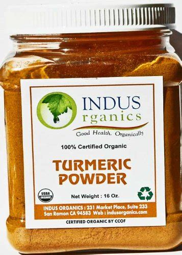 purest form of turmeric buy indus organic authentic indian curry powder spice 6 oz