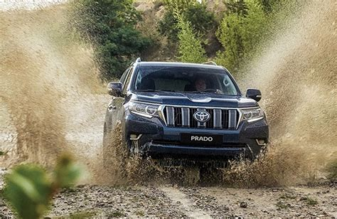 toyota land cruiser prado specs design suvs