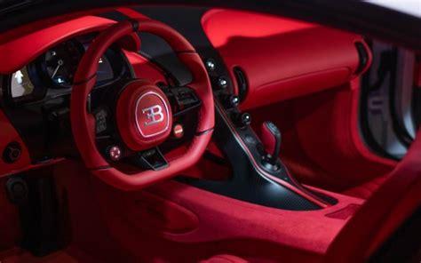 Sculptural beauty meets iconic power. Bugatti Chiron Pur Sport 2021 5K Interior Wallpaper   HD ...