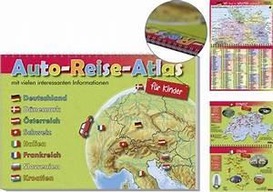 Auto Achterbahn Für Kinder : auto reise atlas f r kinder ~ Jslefanu.com Haus und Dekorationen