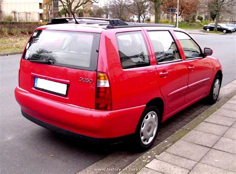Volkswagen Polo Variant 1997 On Motoimgcom