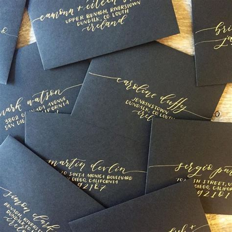 25 best ideas about addressing wedding invitations on