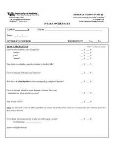 Family Therapy Worksheets Printables
