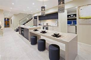 kitchen island breakfast table 7 kitchen design ideas to create the ultimate entertainer