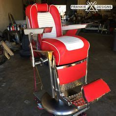 barber chair on barber shop decor barber shop