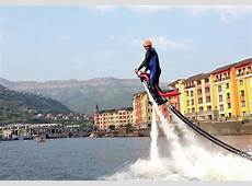 ADVENTUROUS JETOVATOR JET RIDE at LAVASA Mumbai Travellers