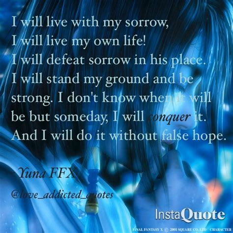quotes  yuna ffx thesongquotes final fantasy