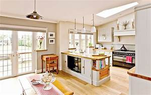Open-plan family kitchen-diner - Real Homes