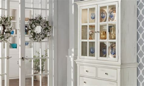 odds and ends furniture how to set up a china cabinet in 6 easy steps overstock com