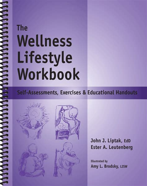 The Wellness by The Wellness Lifestyle Workbook Health Physical Career