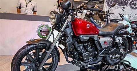 Review Benelli Motobi 200 Evo by Giias 2018 Benelli Motobi 200 Evo Tiba Di Indonesia