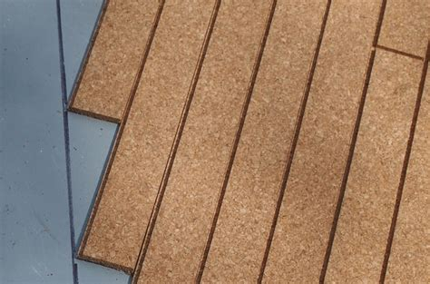 AquaCork® Marine Decking   Cork boat decks   Jelinek Cork