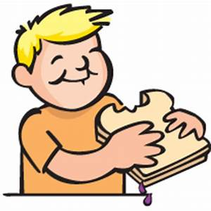 Peanut Butter Sandwich No Jelly   Clipart Panda - Free ...