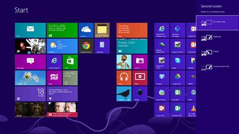 raccourci bureau windows 8 dans windows 8 comment puis je me connecter à un projecteur