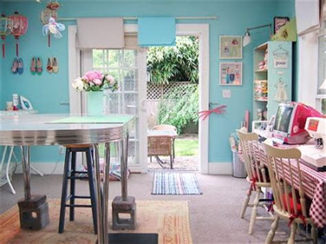 Deb's Country Crafts Craft Room Inspiration