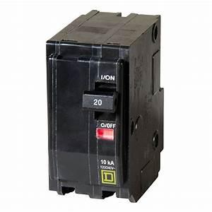 Square D Qo 20 Amp 2