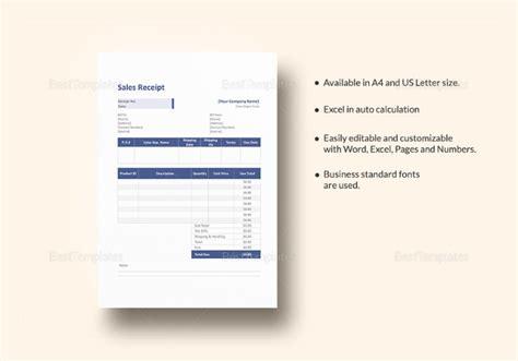 transport receipt templates  word  format