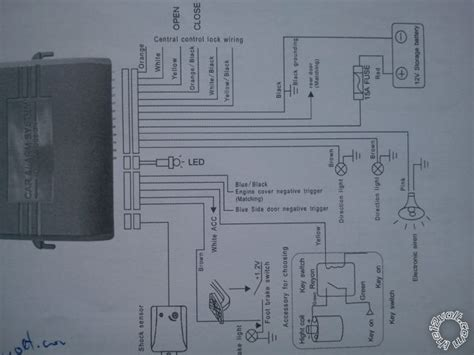 Polo 6n2 Central Locking Wiring Diagram by Vw Polo Door Lock Unlock