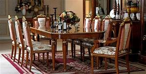 Luxury dining room tables marceladickcom for Luxurious dining room sets