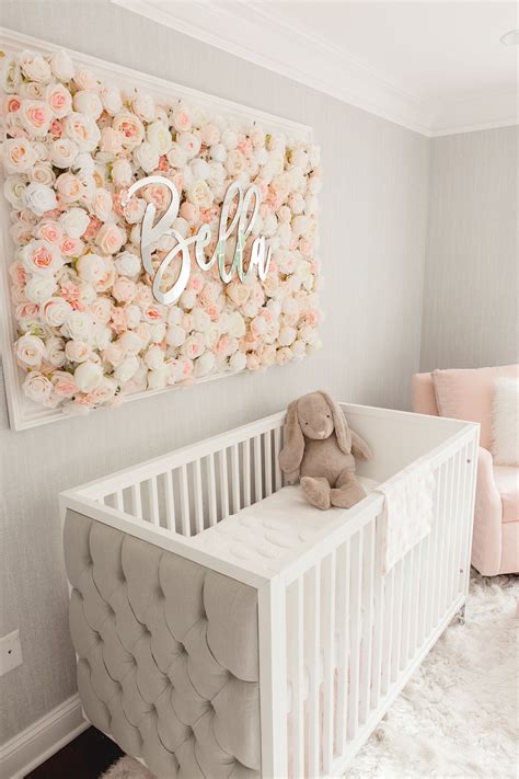 pin  baby girl nursery ideas