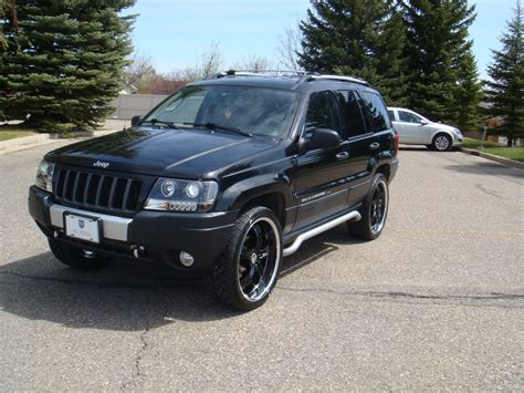 2004 jeep grand cherokee custom goldfynger 2004 jeep grand cherokee specs photos