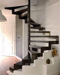 Escalier En Colimaçon : le top 15 des escaliers en colima on originaux et design ~ Mglfilm.com Idées de Décoration