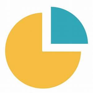 Black Background  Diagram  Finance  Pie Chart