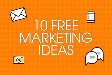 10 Free Marketing Ideas For Small Businesses Talented