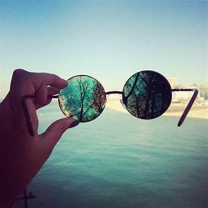 Sea Galaxy Nature Glass