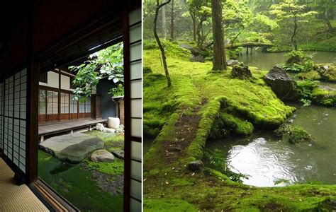 Japanischer Garten Moos by My House Japanese Gardens Interior Design Ideas