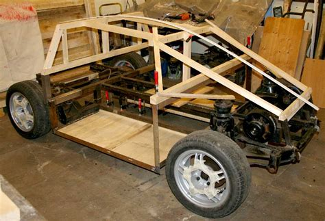 Build Your Own Electric Car by Eco City Sports Car Work Build Your Own