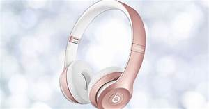 Beats Headphones Now Come In Rose Gold