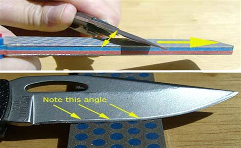how to sharpen a knife sharpening knives 101